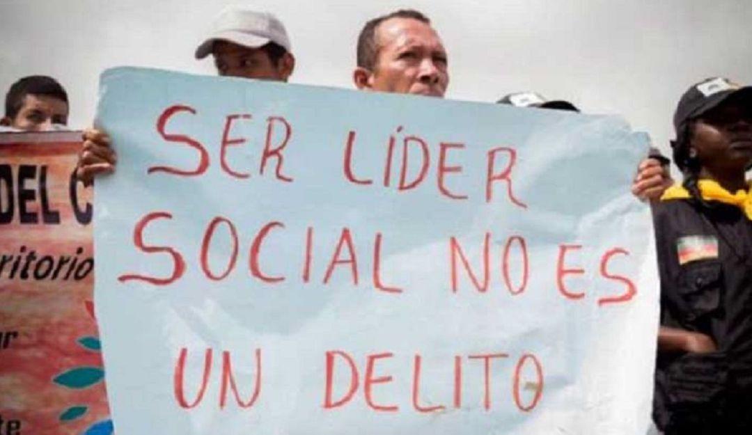 Amenazas a líderes sociales: Cuatro líderes sociales abandonan Barranquilla por amenazas