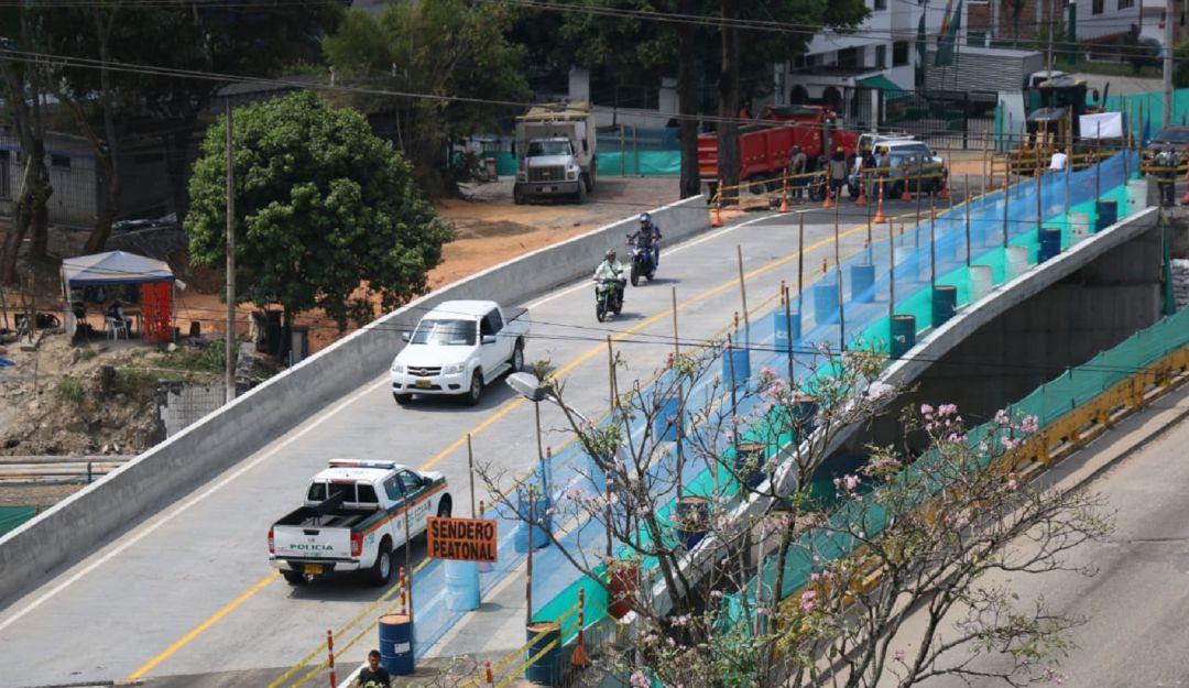 INTERCAMBIADOR PAPI QUIERO PIÑA: Este miércoles iniciará demolición de puente de PQP