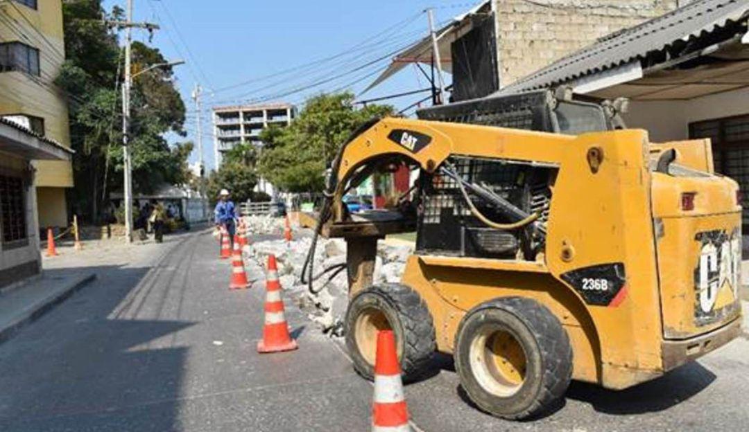Inversión redes de alcantarillado Aguas de Cartagena: Aguas de Cartagena invierte más de 364 millones en redes de alcantarillado
