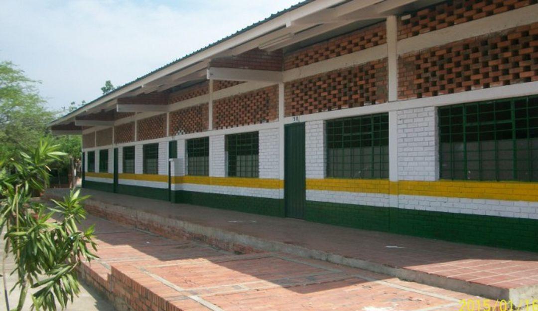 Colegio Misael Pastrana.