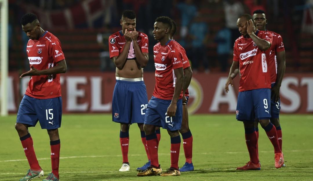 Medellín Palestino Copa Libertadores: Medellín eliminado por penales de la Libertadores