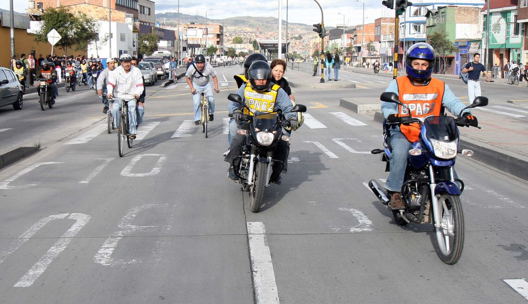 El 31 % de los ibaguereños recurren más a los medios no motorizados