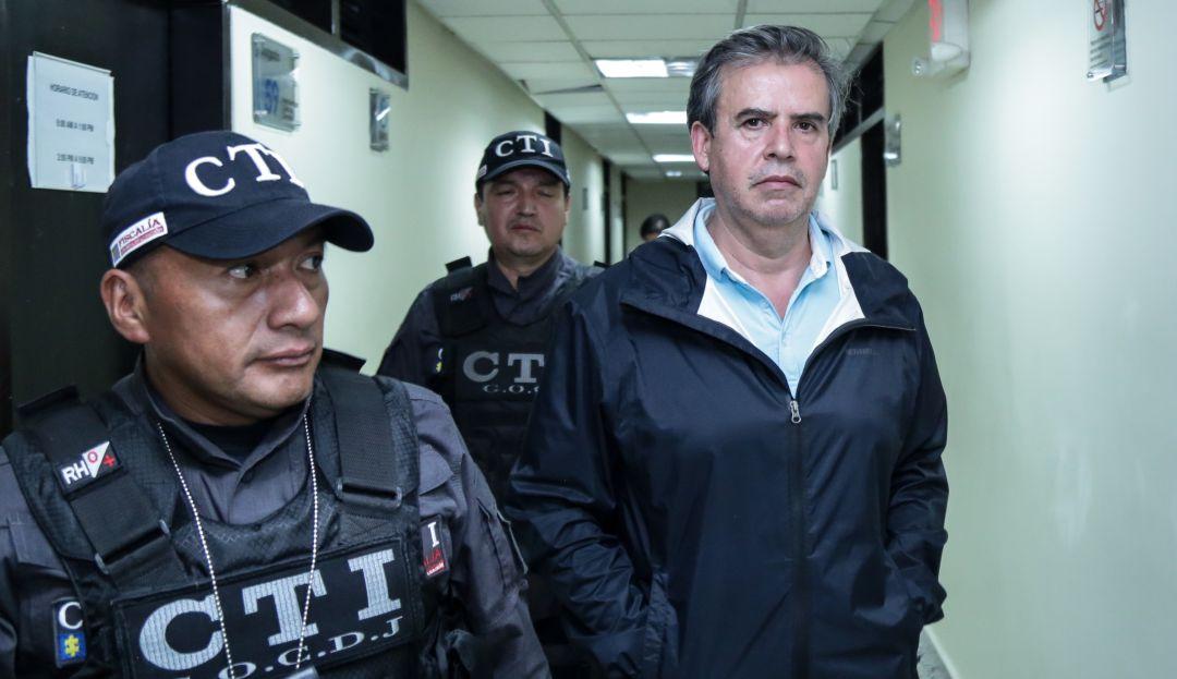 Corrupción: Niegan nulidad contra Vernot por caso Hyundai