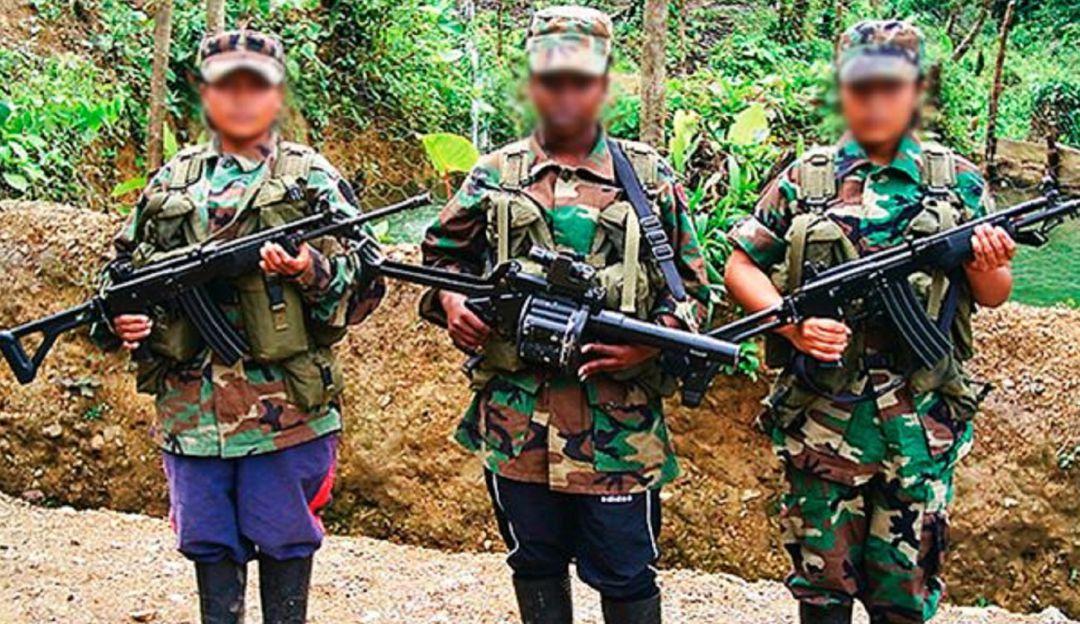Reclutamiento menores de edad conflicto Colombia: Menores reclutados en medio de la guerra en Colombia