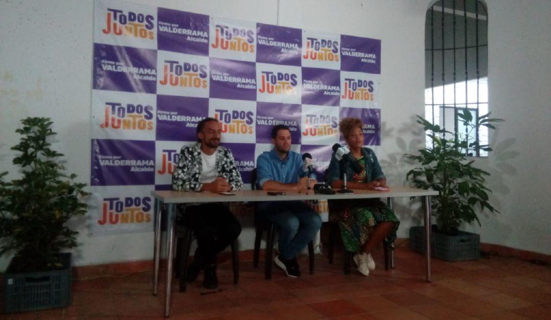 POLITICA, CANDIDATOS, CONCEJALES: Daniela Maturana y Daniel Carvalho se unen al movimiento Todos Juntos