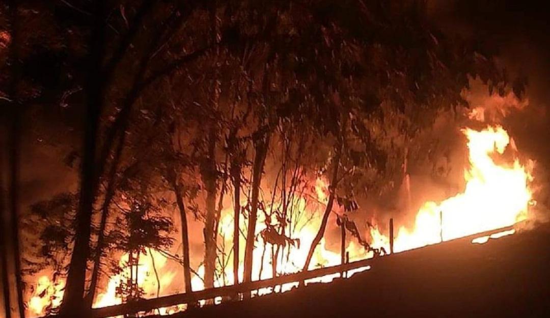 Nuevo atentado contra Caño Limón-Coveñas en Teorama, Norte de Santander