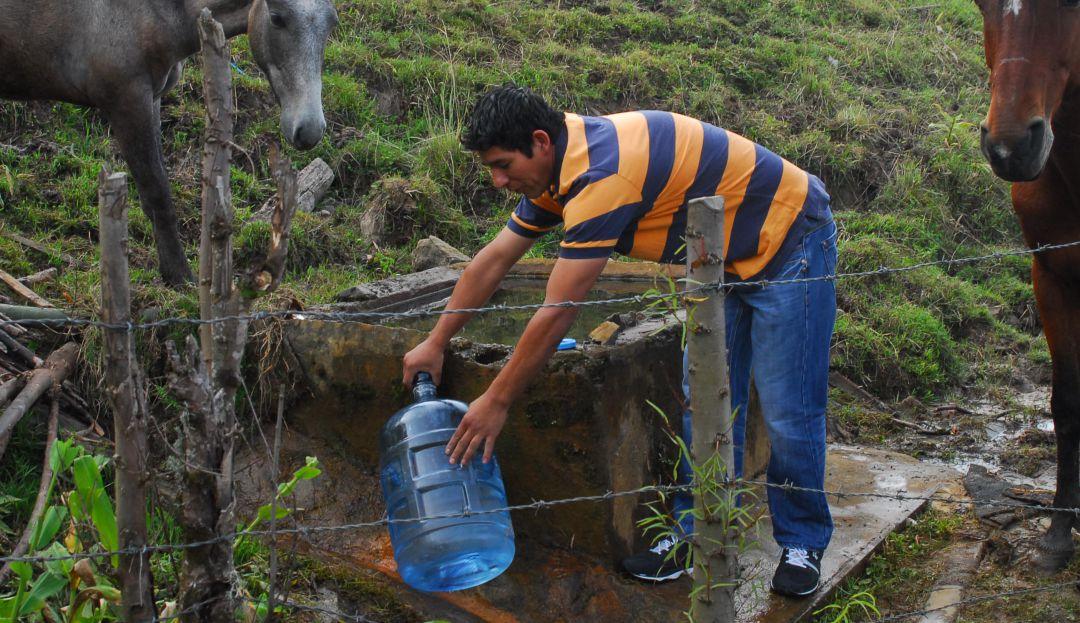 Clima Colombia: Fenómeno de El Niño deja 108 municipios con racionamiento de agua potable