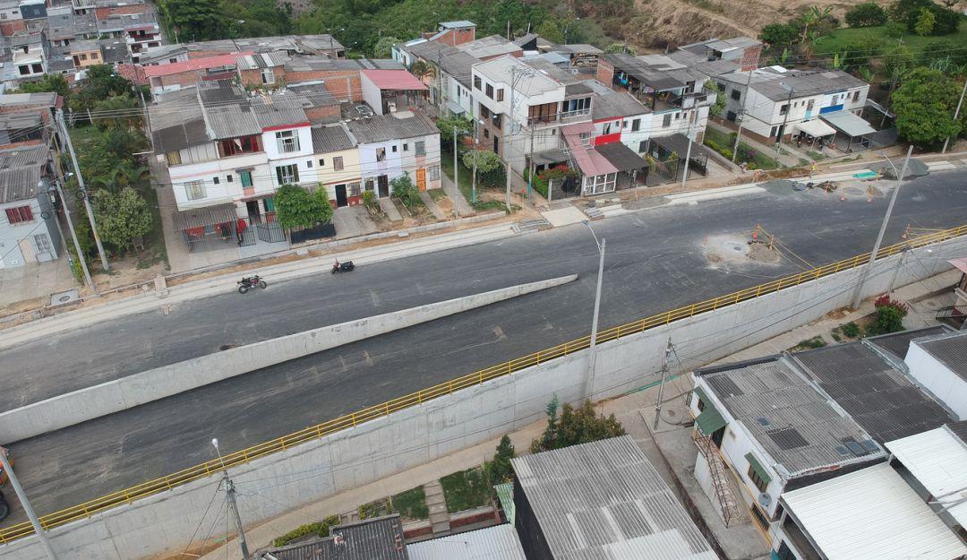 Conexión Villa Verde - Naranjito es una realidad