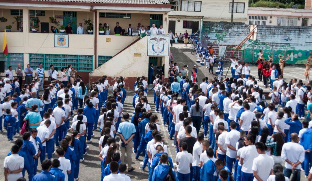 Risaralda superó la meta de matriculas en los 12 municipios no certificados