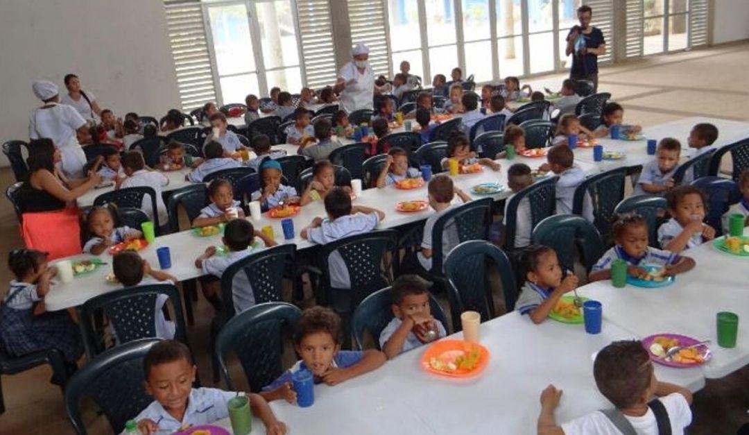 Nutrición en Sucre: Adjudican el PAE en el departamento de Sucre