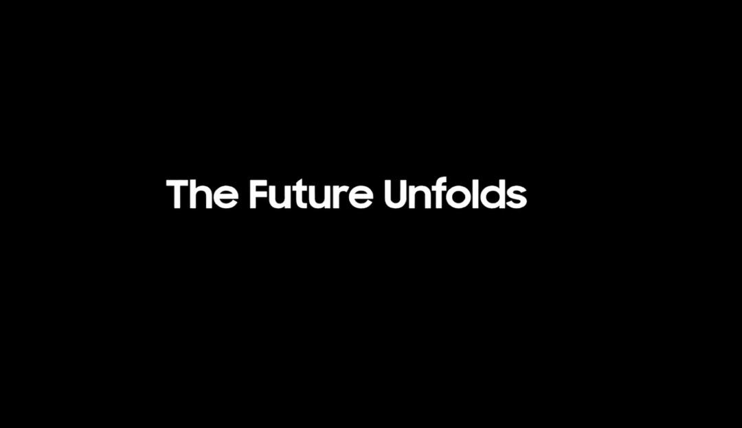 Celular plegable de Samsung: Samsung confirma la presentación de su teléfono plegable