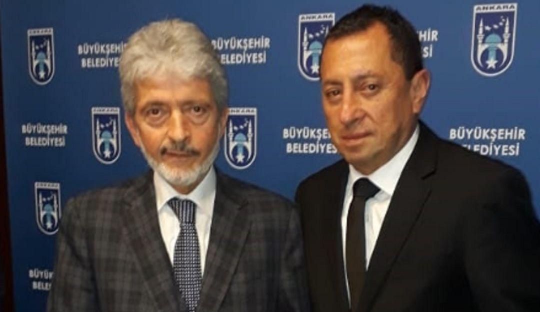 Alcalde de Armenia en reuniones con delegados del gobierno turco