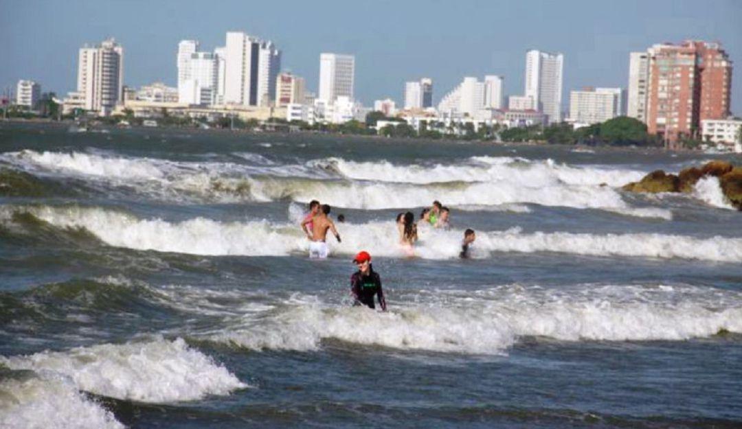 Fuertes vientos: Alerta roja por fuertes vientos en la Costa