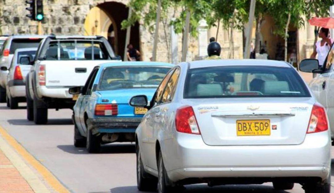 Nueva rotación pico y placa Cartagena 2019: Desde el 4 de marzo nueva rotación del pico y placa para particulares
