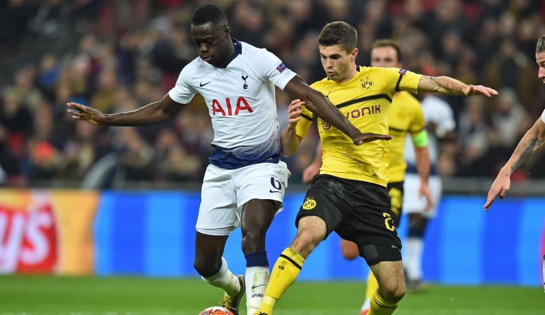 tottenham borussia: Tottenham goleó al Borussia en octavos de Champions