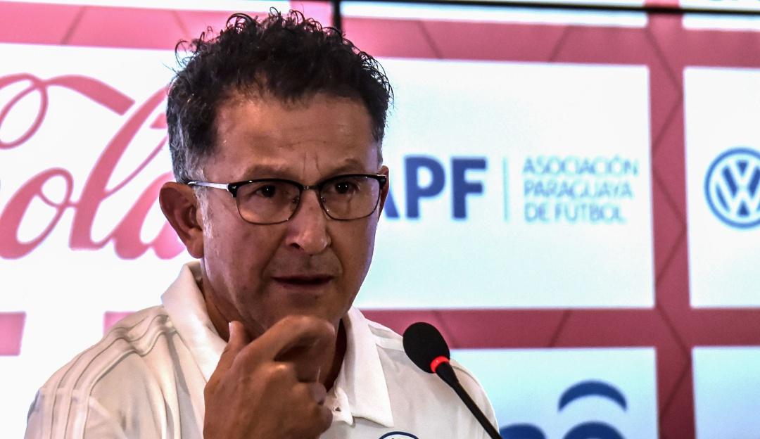 Juan Carlos Osorio deja de ser el entrenador de Paraguay