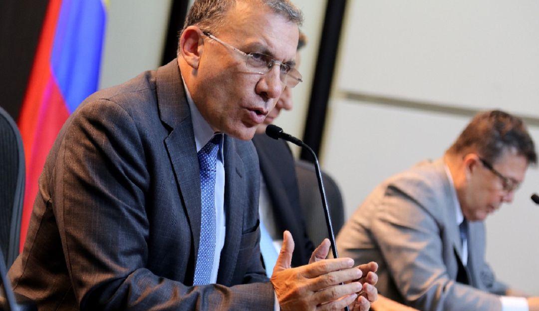 Roy Barreras: Roy Barreras: Ejecutivo no puede objetar decisiones de Corte Constitucional