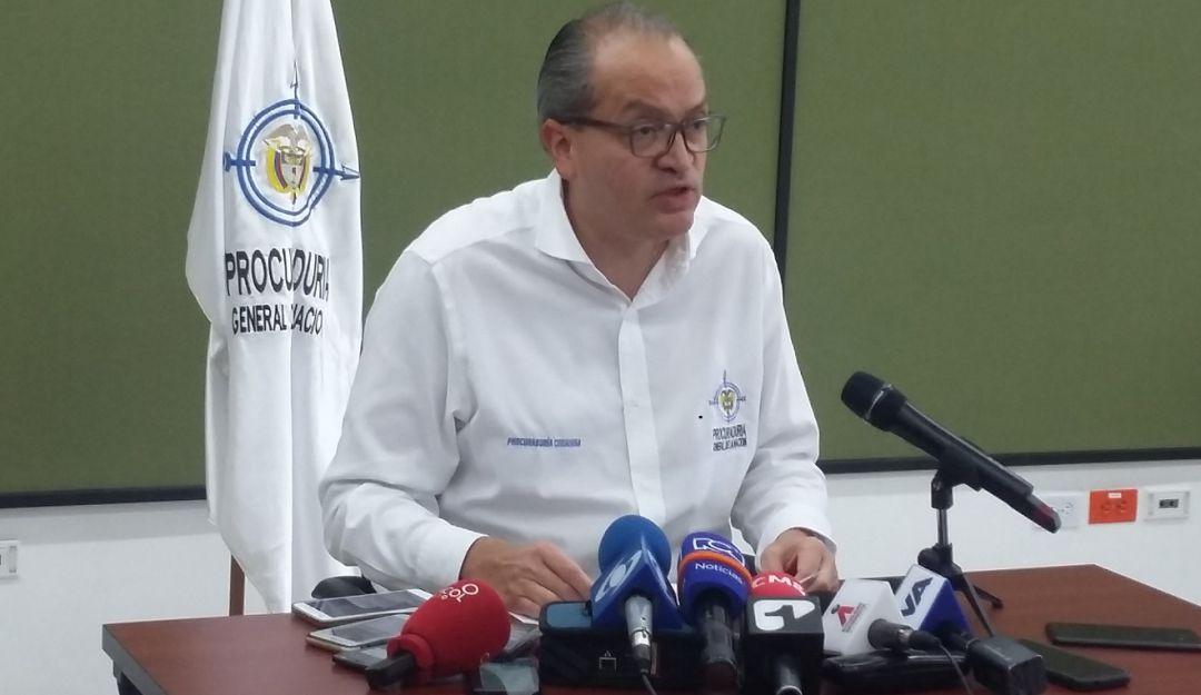 Procurador General de la Nación, Fernando Carrillo Flórez
