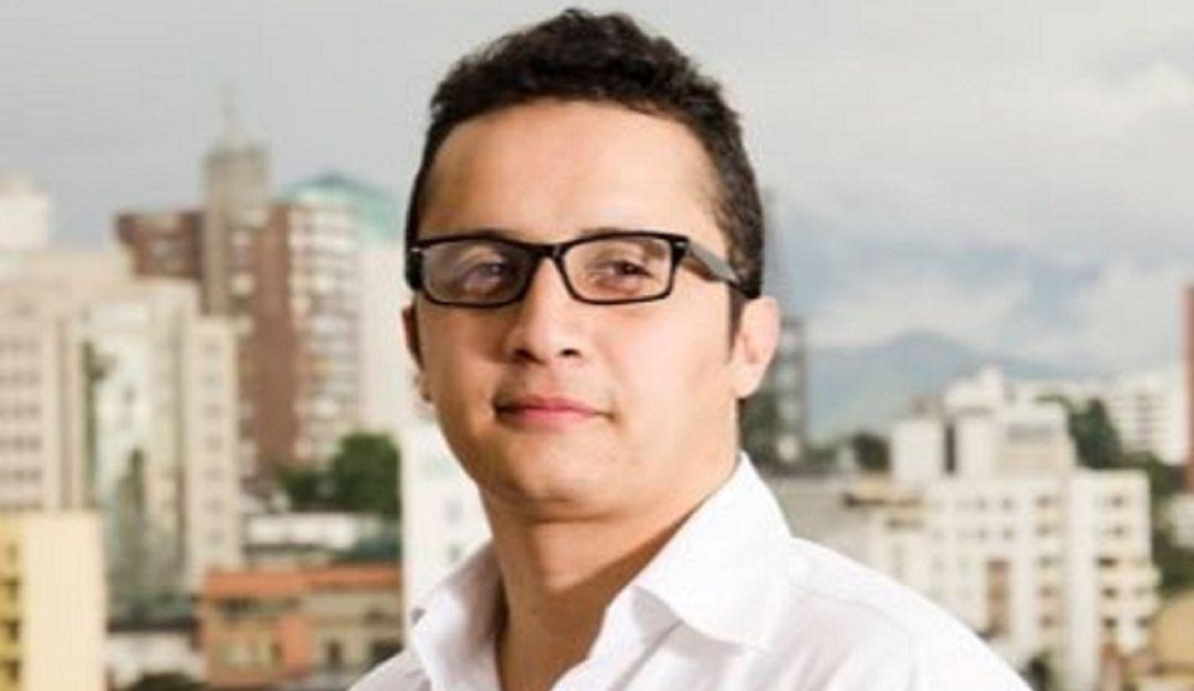 Dario Arenas Villegas, precandidato Alcaldía de Manizales