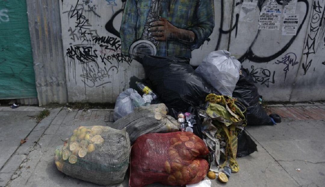 Crisis sanitaria en Popayán: Popayán al borde de crisis sanitaria al suspender recolección de basuras