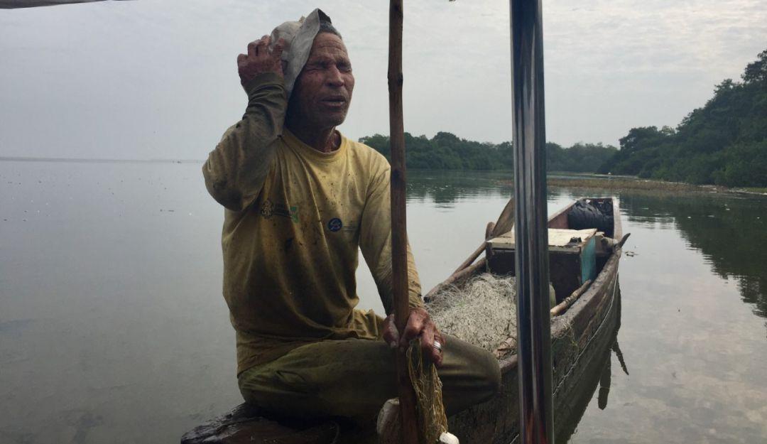 En Bocas de Aracataca flotan entre pobreza y contaminación ambiental