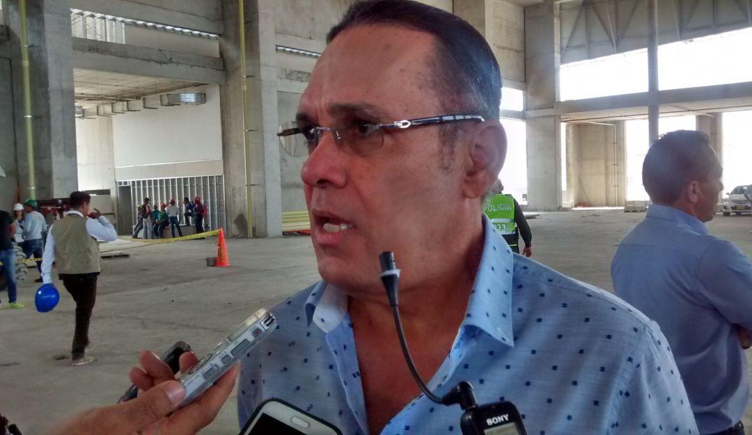 Senador Efraín Cepeda.