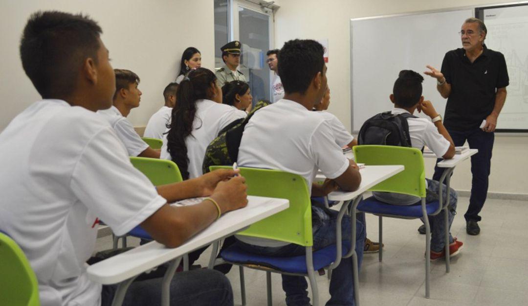 Secretaría de Educación, Bogotá, Colegios Distritales: Habilitan nuevos cupos en colegios oficiales en Bogotá