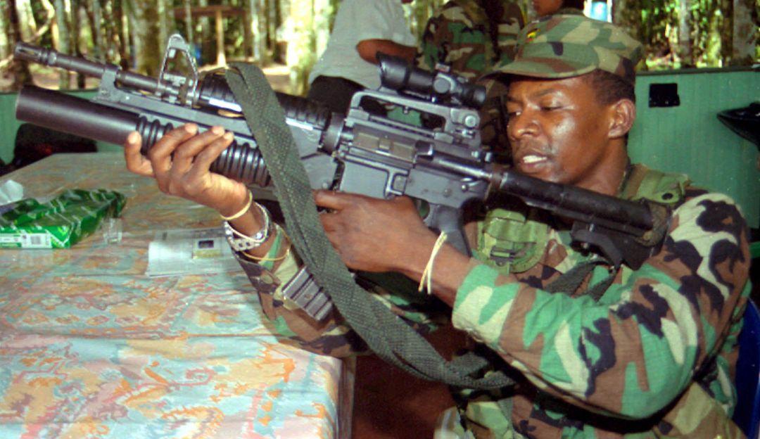 El exjefe guerrillero fue abatido por las autoridades en el 2007 en una operación de la fuerza pública.