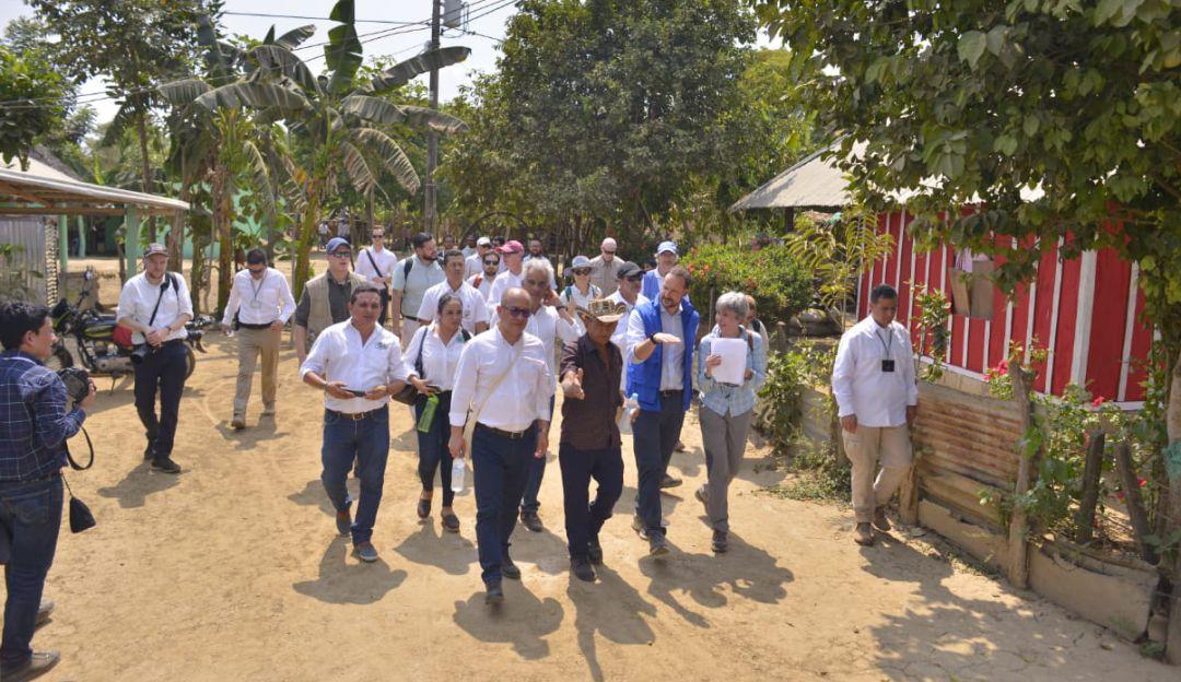 Invertirán 117 millones de dólares en proyecto ambiental en La Mojana