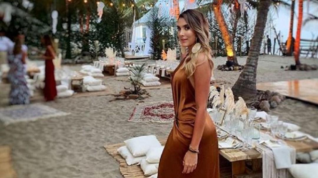 Daniela Ospina muestra a su nueva pareja en redes sociales