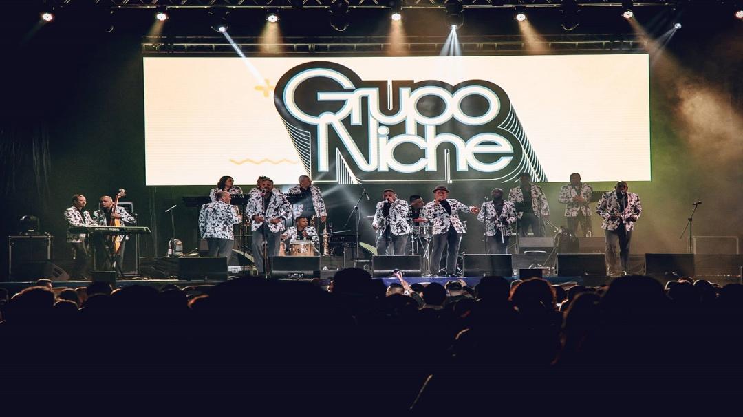 Maduro intentó contratar al Grupo Niche para su concierto