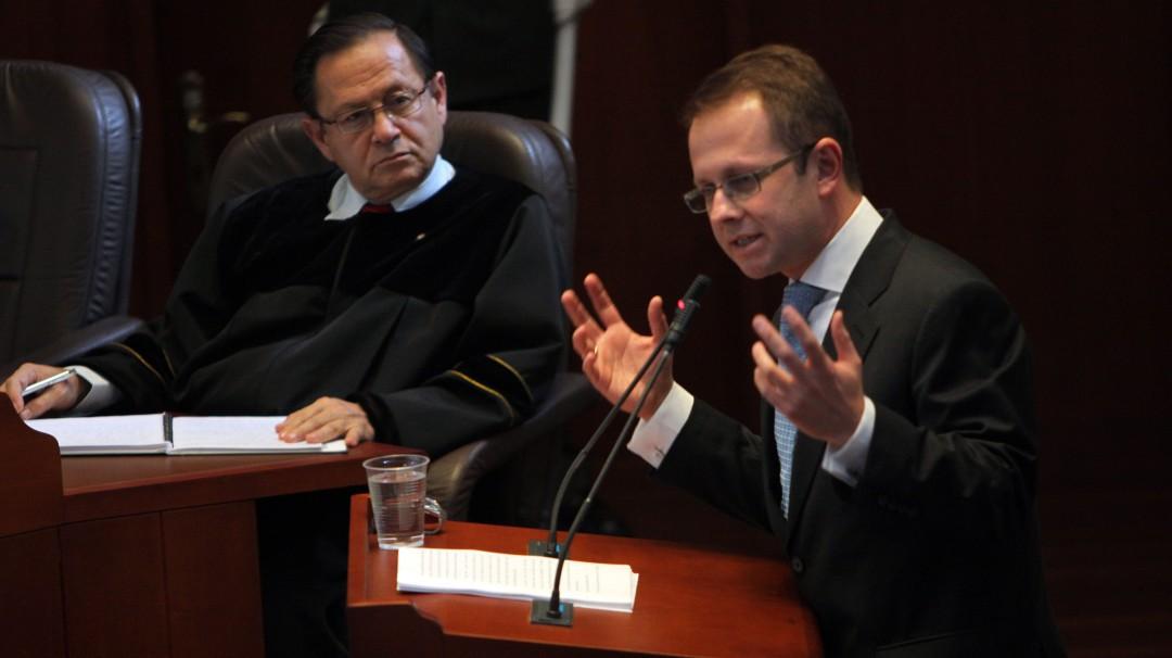 Departamento de Estado no impedirá extradición de exministro Arias