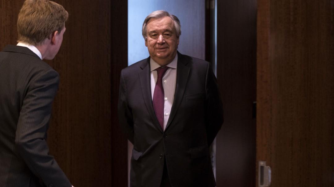 Jefe de la ONU ruega a Venezuela