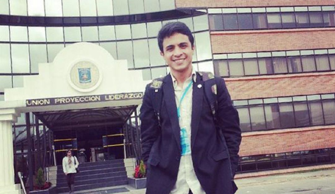 Detienen a Lorent Saleh por presunto abuso sexual en Colombia