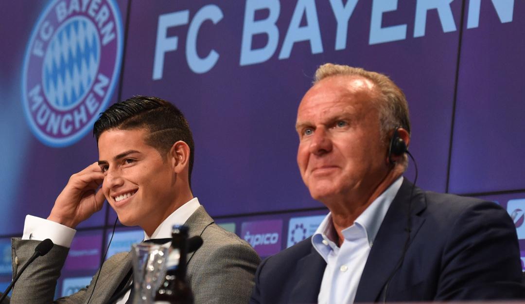 James seguirá en el Bayern Múnich la próxima temporada