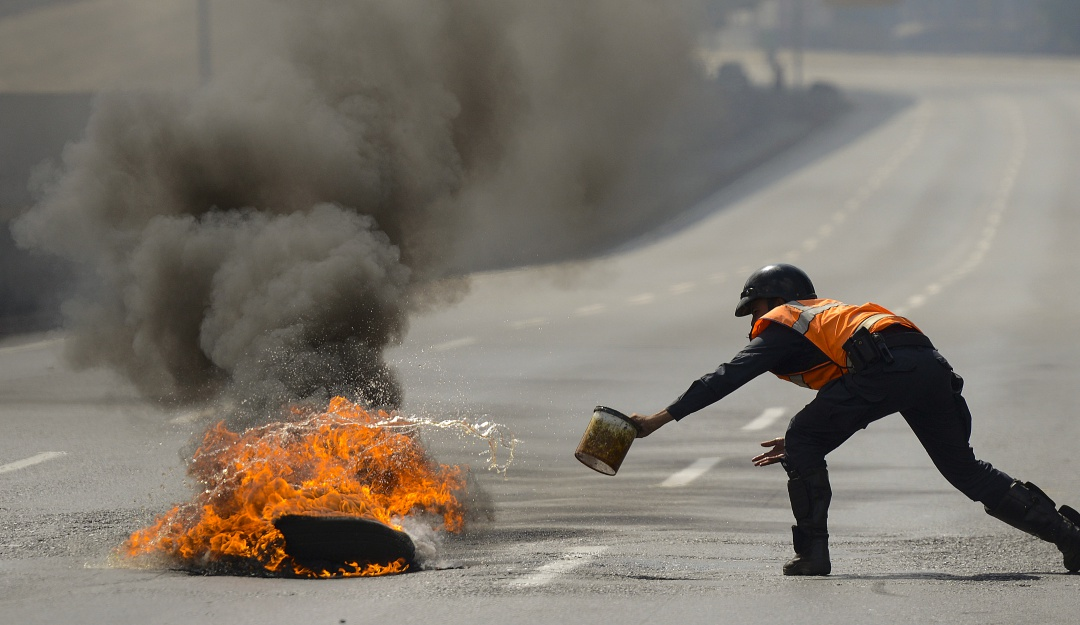 Grupo de Lima responsabilizó a Maduro por el apagón en Venezuela