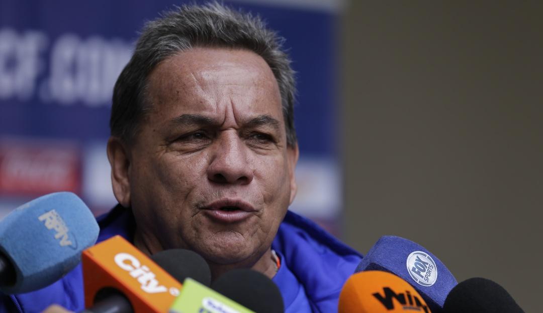 Didier Luna no aceptó cargos por presunto acoso sexual a futbolistas