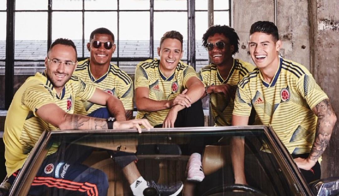 Nueva Camiseta De Colombia 2019 Detail: Nueva Camiseta Selección Colombia: La Nueva Piel: Colombia