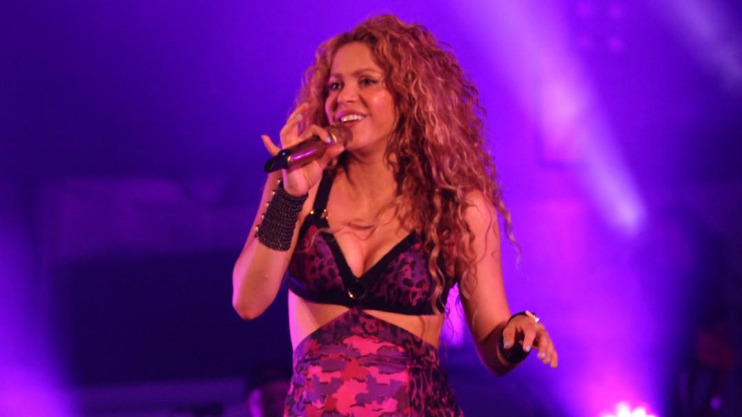 Se filtran sensuales fotos de Shakira