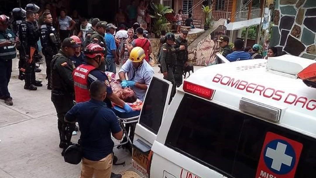 Ocho muertos y 4 heridos deja explosión en cabildo indígena en Dagua