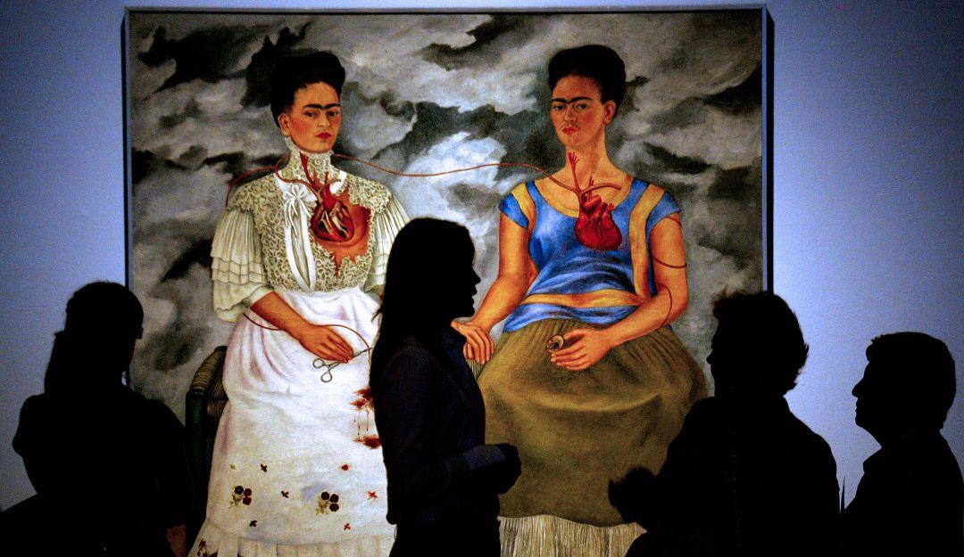 .Retratos nunca vistos de Frida Kahlo serán subastados por casa Sotheby´s.