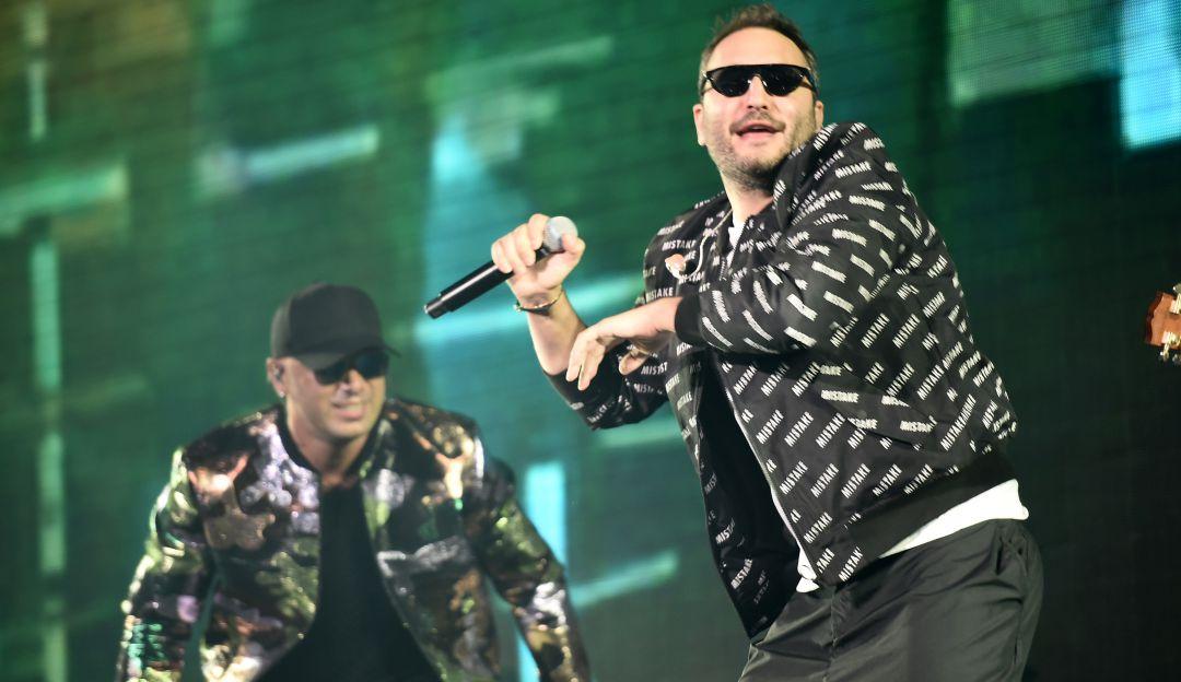 """.""""Duele"""" Así suena la nueva colaboración musical entre Reik y Wisin & Yandel."""