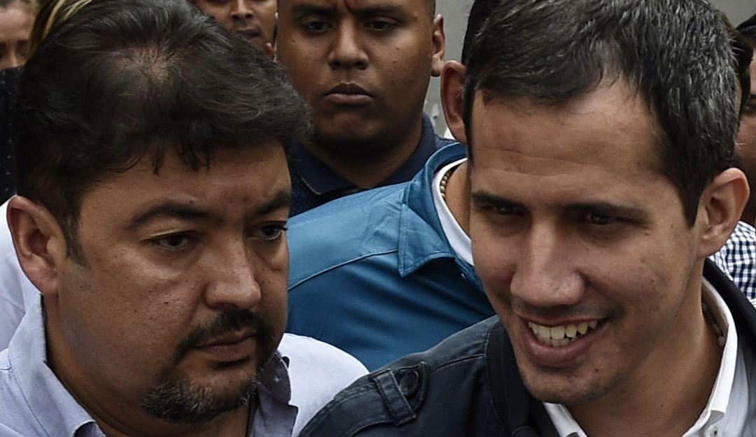 Venezuela: Acusan a mano derecha de Guaidó de liderar