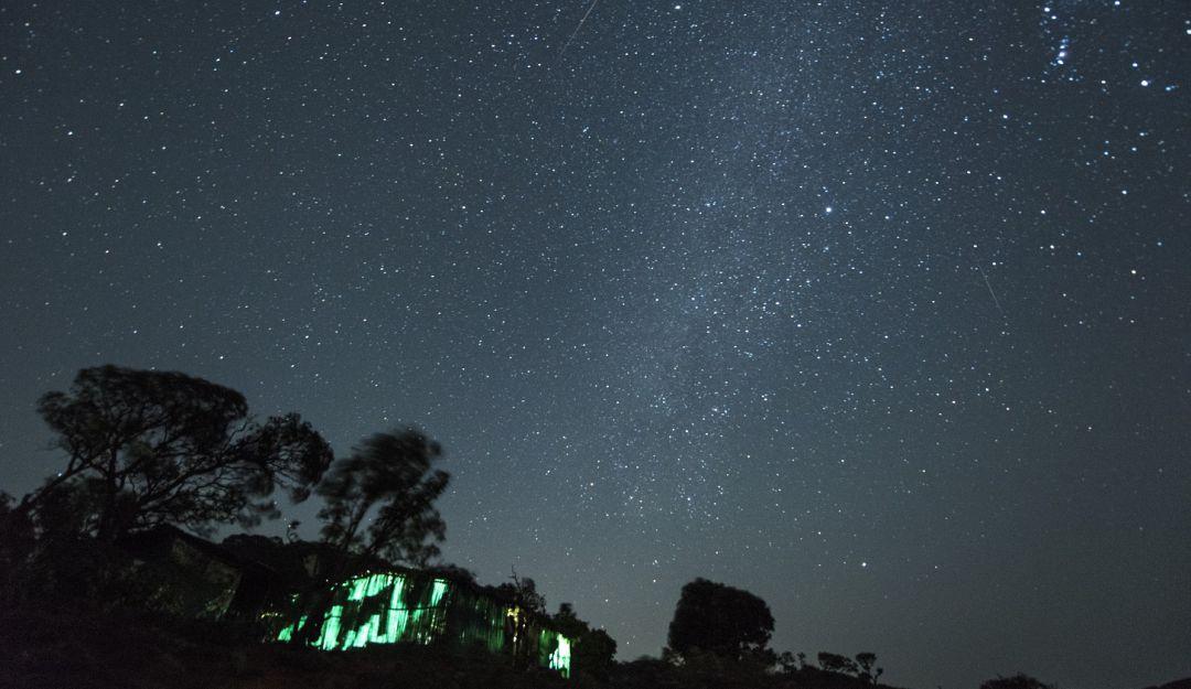 Caída de Meteorito produce una explosión sobre el Pacífico