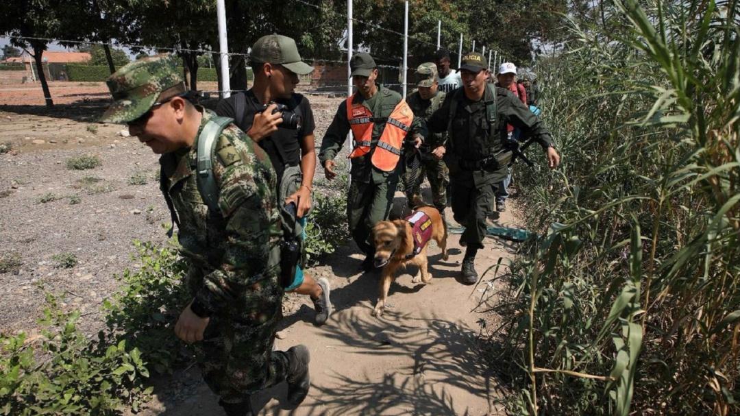 El martes comienza traslado de militares desertores venezolanos a Chile