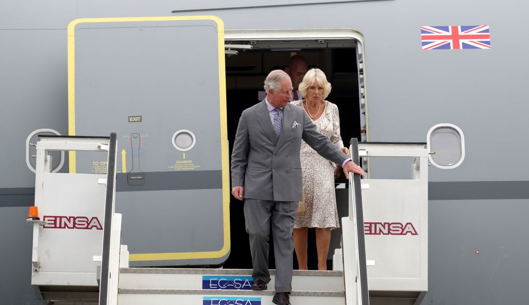 Príncipe Carlos, primera visita de la realeza británica a Cuba