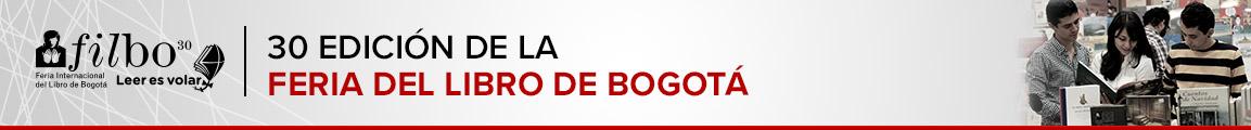 30 edición de la feria del libro de Bogotá