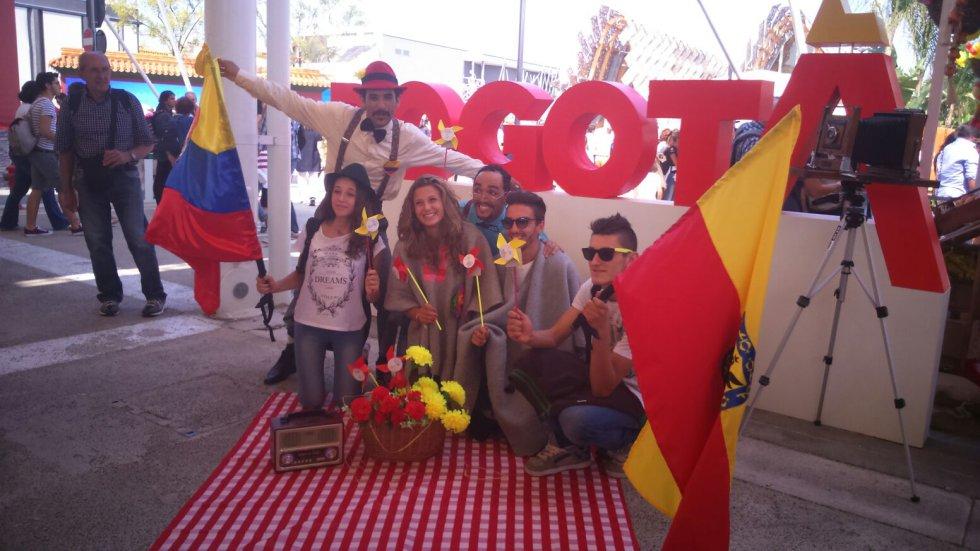 Bogotá en Expo Milán 2015