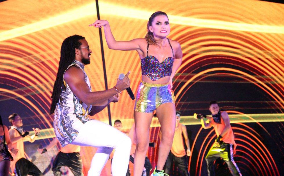Fotos reina del Carnaval de Barranquilla: [En fotos] Coronada la reina del Carnaval, comenzó la gozadera