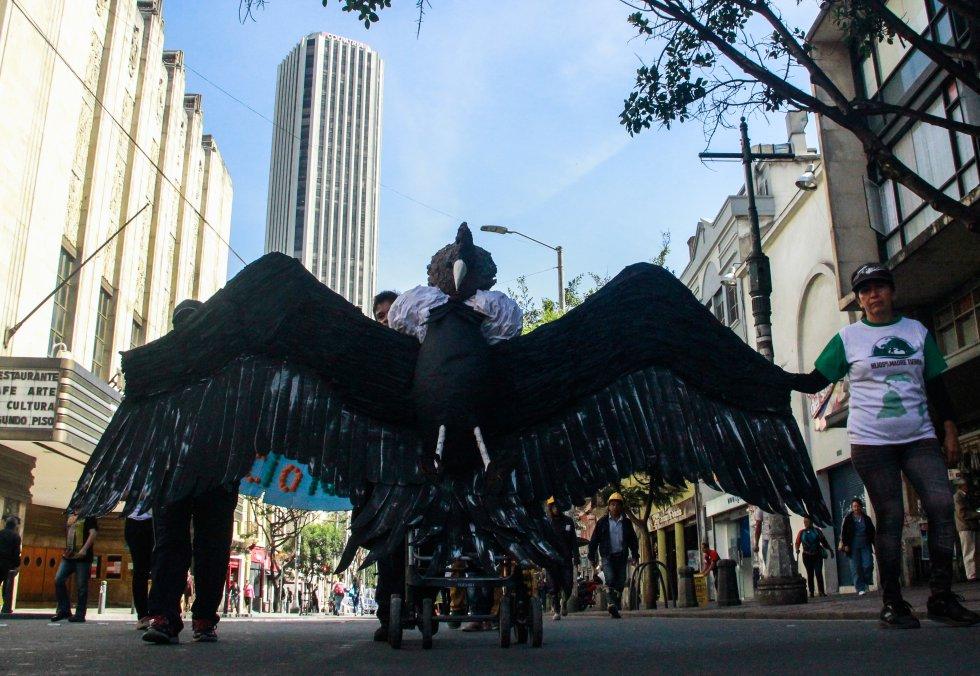 Bogotá celebra el día mundial de la vida silvestre: [En Fotos] Bogotá unida por la conservación de la vida silvestre en el mundo